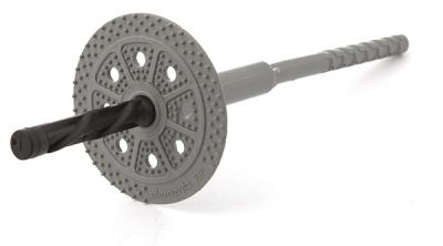 EIP-TS - Дюбель тарельчатый с металлическим распорным элементом и термовставкой, пресобранный