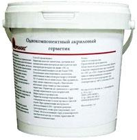 Акриловый однокомпонентный герметик Е-18П (ВД-АК 1601)