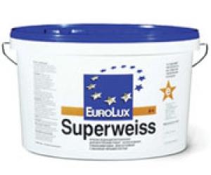 Краска интерьерная Д-4 Superweiss для внутренних работ