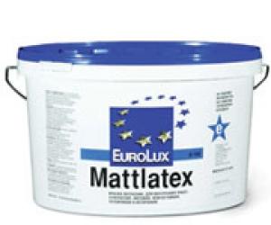 Краска интерьерная Д-100 Mattlatex для внутренних работ