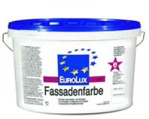 Краска акриловая Д-90 Fassadenfarbe для фасадных работ (стойкость до 10 лет)