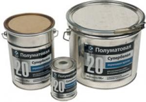 Краска акриловая Т-20 интерьерная для внутренних работ во влажных помещениях