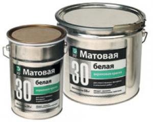Краска акриловая Т-30 для ответственных фасадных и цокольных работ (стойкость до 15 лет)