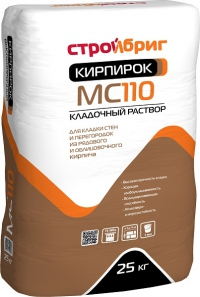 Кирпирок MC110 - 25 кг