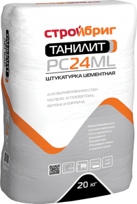 Танилит РС24/1 МL - 20 кг