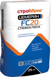 Цемерин FC 20 - 25 кг