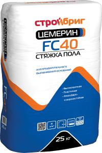 Цемерин FC 40 - 25 кг